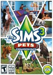 Box shot of The Sims 3: Pets [North America]