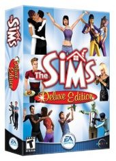 Box shot of The Sims: Deluxe Edition [North America]