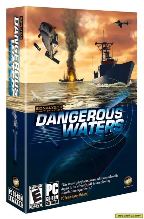 Dangerous Waters - PC - NTSC-U (North America)
