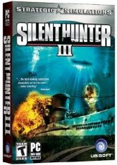 Silent Hunter III NTSC-U (North America) front boxshot