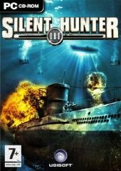 Silent Hunter III PAL (Europe) front boxshot