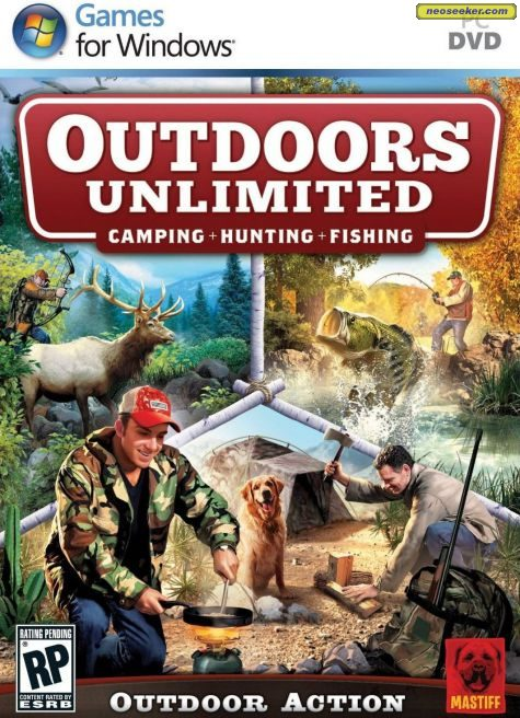 Outdoors Unlimited - PC - NTSC-U (North America)