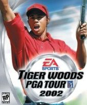 Box shot of Tiger Woods PGA Tour 2002 [North America]