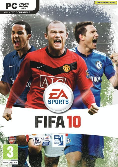 FIFA Soccer 10 - PC - PAL (Europe)