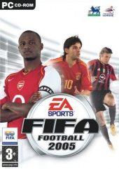 Box shot of FIFA Soccer 2005 [Europe]