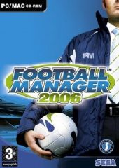 Box shot of Football Manager 2006 [Europe]