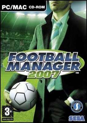 Football Manager 2007 - PC - PAL (Europe)