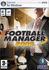 Box shot of Football Manager 2009 [Europe]