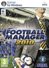 Box shot of Football Manager 2010 [Europe]