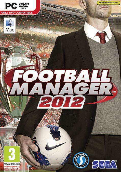 Football Manager 2012 - PC - PAL (Europe)