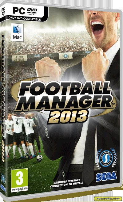Football Manager 2013 - PC - PAL (Europe)