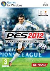 Box shot of Pro Evolution Soccer 2012 [Europe]
