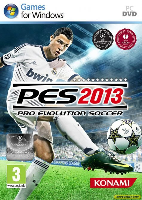 Pro Evolution Soccer 2013 - PC - PAL (Europe)