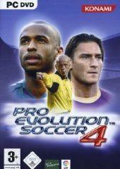 Box shot of Pro Evolution Soccer 4 [Europe]