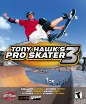 Box shot of Tony Hawk's Pro Skater 3 [North America]