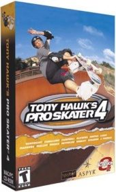 Box shot of Tony Hawk's Pro Skater 4 [North America]