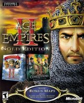 Box shot of Age of Empires II: Gold Edition [North America]