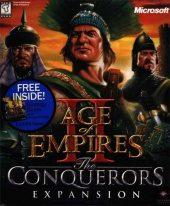 Box shot of Age of Empires II: The Conquerors [North America]