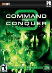 Box shot of Command & Conquer 3: Tiberium Wars [North America]