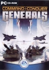 Box shot of Command & Conquer: Generals [Europe]