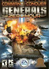 Box shot of Command & Conquer Generals: Zero Hour [North America]