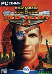 Command & Conquer: Red Alert 2 (Europe Boxshot)