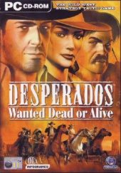 Box shot of Desperados: Wanted Dead or Alive [Europe]