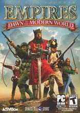 Box shot of Empires: Dawn of the Modern World [North America]