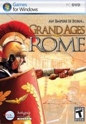 Box shot of Grand Ages: Rome [North America]