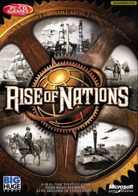 Rise of Nations - PC - NTSC-U (North America)