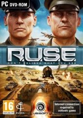 Box shot of R.U.S.E. [Europe]