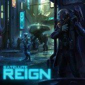 Box shot of Satellite Reign [North America]