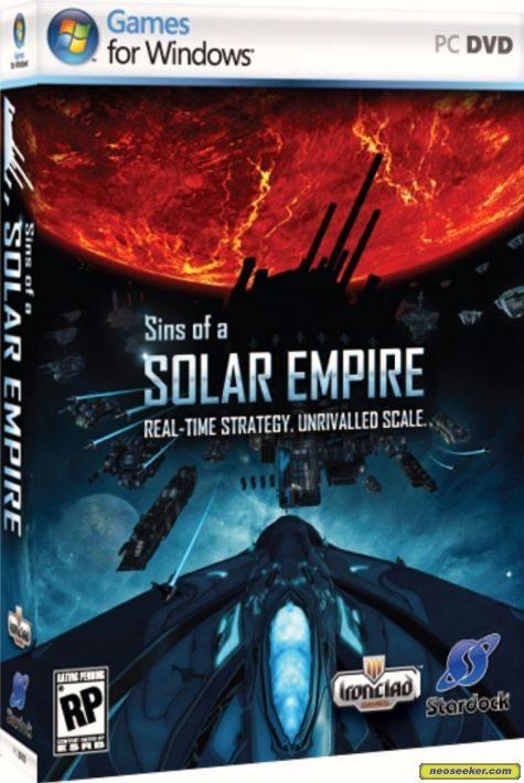 Sins of a Solar Empire - PC - NTSC-U (North America)