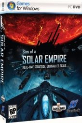 Box shot of Sins of a Solar Empire [North America]