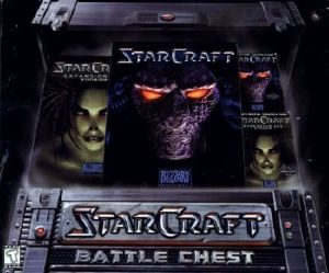 Starcraft Battle Chest - PC - NTSC-U (North America)