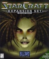 Box shot of Starcraft: Brood War [North America]
