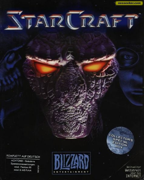 Starcraft - PC - PAL (Europe)
