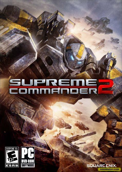 Supreme Commander 2 - PC - NTSC-U (North America)