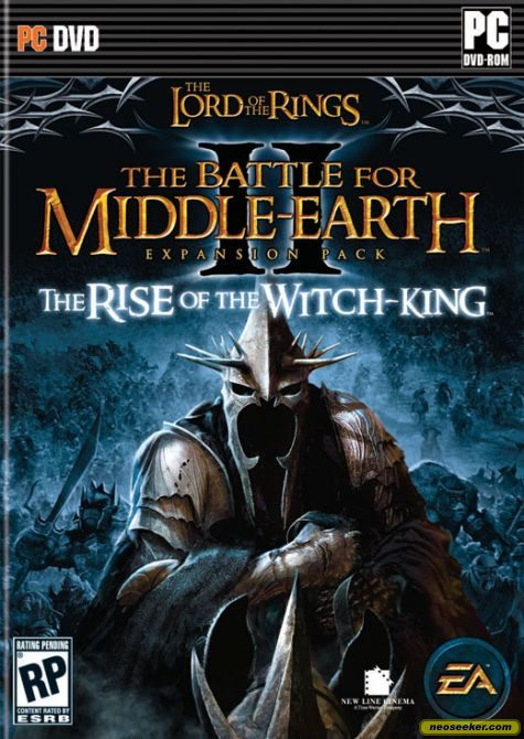 The Lord of the Rings, The Battle for Middle-Earth II: The Rise of the Witch-King - PC - NTSC-U (North America)