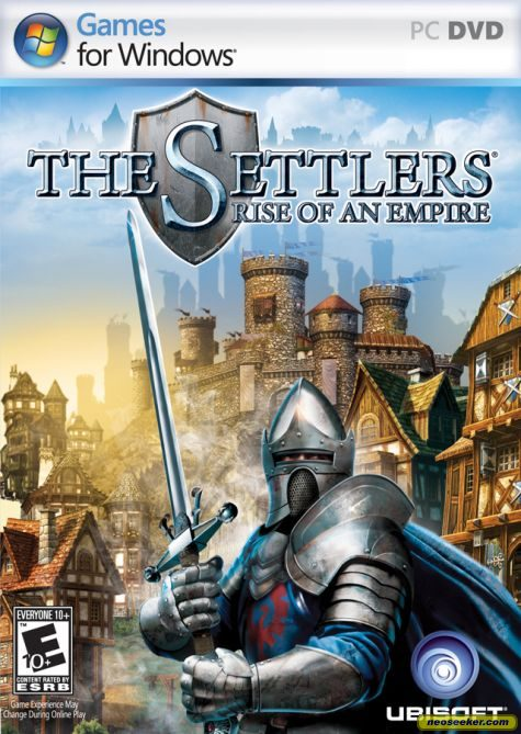 The Settlers: Rise of an Empire - PC - NTSC-U (North America)