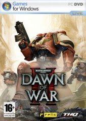 Box shot of Warhammer 40,000: Dawn of War II [Europe]
