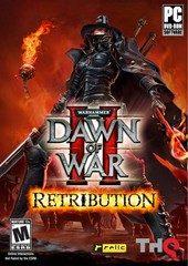 Warhammer 40,000: Dawn of War II - Retribution (North America Boxshot)