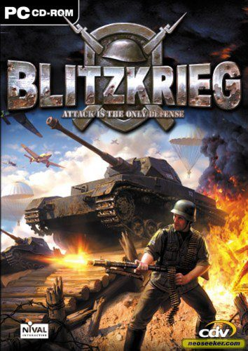 Blitzkrieg - PC - NTSC-U (North America)