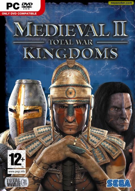 Medieval II: Total War Kingdoms - PC - NTSC-U (North America)