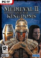 Medieval II: Total War Kingdoms NTSC-U (North America) front boxshot