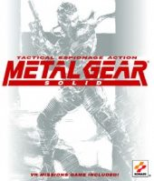 Box shot of Metal Gear Solid [North America]