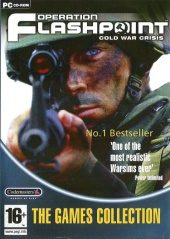Box shot of Operation Flashpoint: Cold War Crisis [Europe]