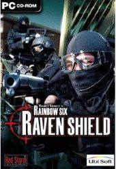 Box shot of Rainbow Six: Raven Shield [North America]