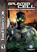 Box shot of Tom Clancy's Splinter Cell: Pandora Tomorrow [North America]