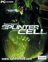 Box shot of Tom Clancy's Splinter Cell [Europe]